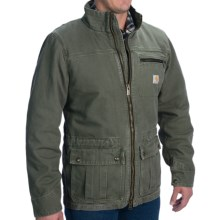 Carhartt Pike Jacket (For Men) in Moss - 2nds