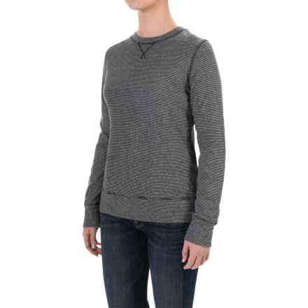 Carhartt Pondera Reversible Shirt - Long Sleeve, Factory Seconds (For Women) in Black Heather - 2nds