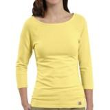 Carhartt Raglan T-Shirt - 3/4 Sleeve (For Women)