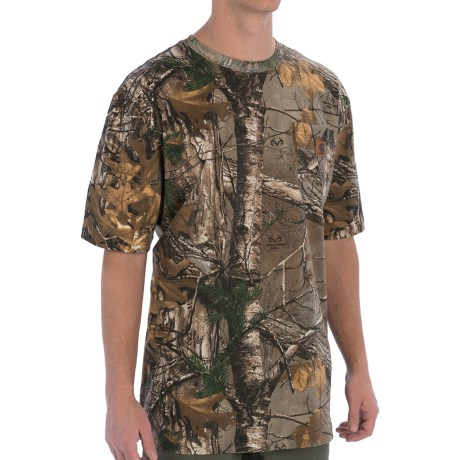 Carhartt medford pants waterproof for big and tall men for Realtree camo flannel shirt