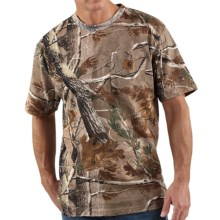 Carhartt Realtree® Xtra Camo T-Shirt - Short Sleeve (For Men) in Camo Ap - 2nds