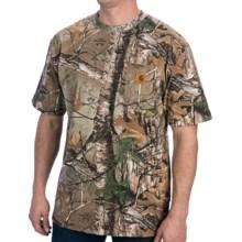 Carhartt Realtree® Xtra Camo T-Shirt - Short Sleeve (For Men) in Realtree Xtra - 2nds