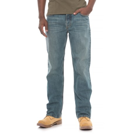 Carhartt Relaxed Fit Button-Fly Jeans - Bootcut, Factory Seconds (For Men) in Driftwood