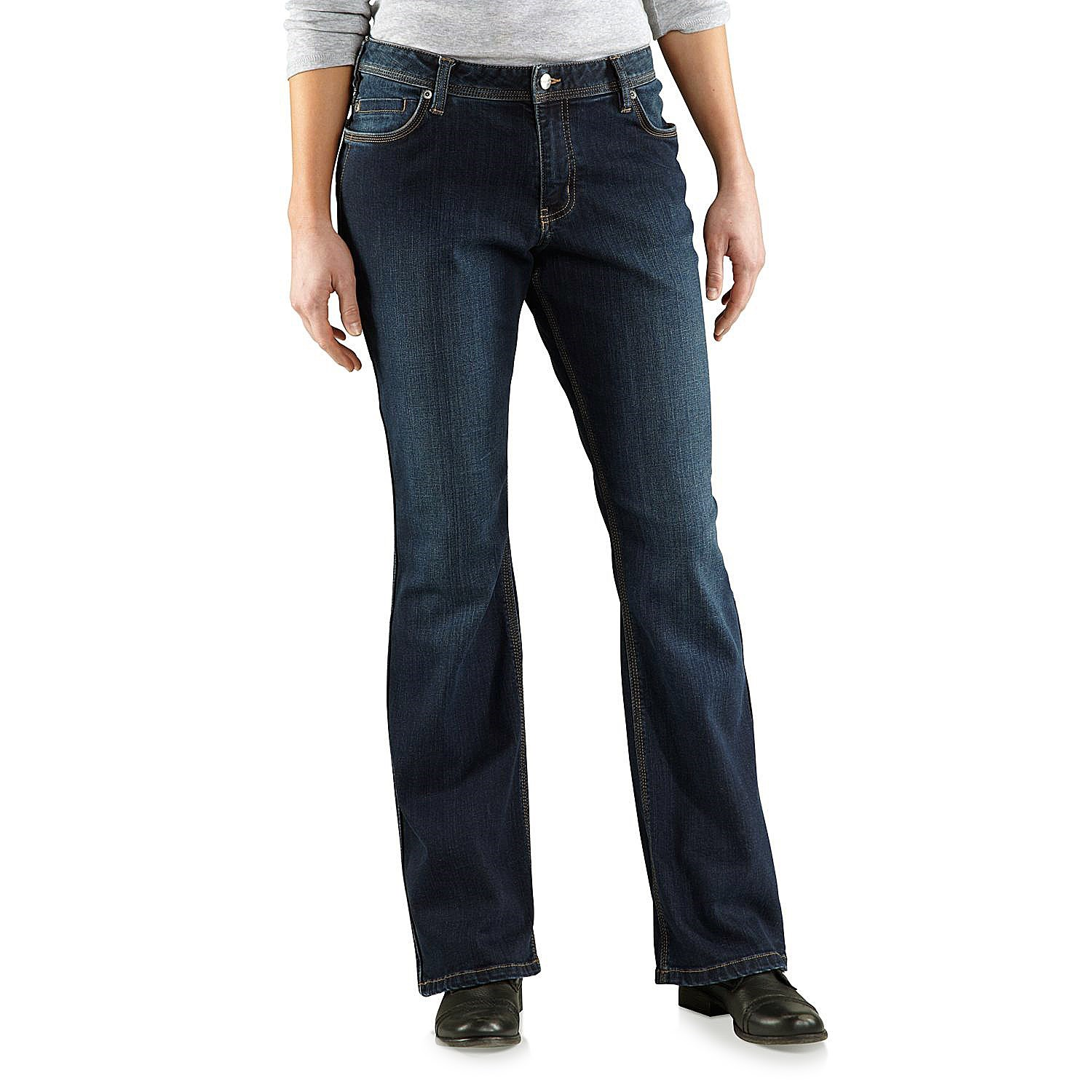 Carhartt Relaxed Fit Jasper Jeans (For Women)