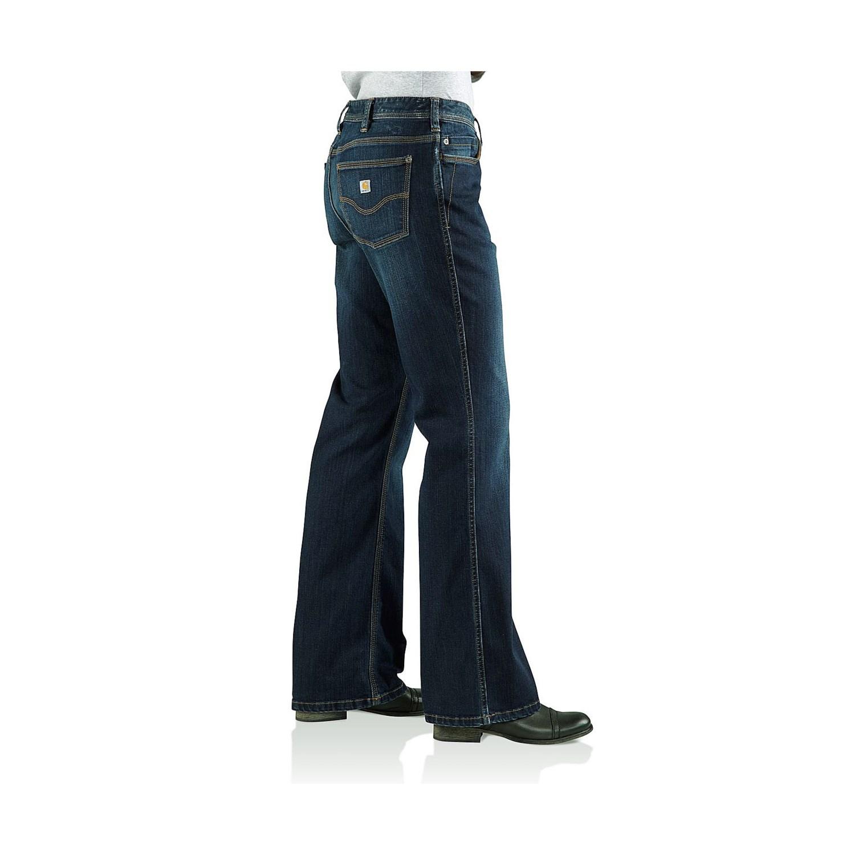 Carhartt Relaxed Fit Jasper Jeans (For Women)