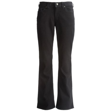 Carhartt Relaxed Fit Jasper Jeans - Mid-Rise, Bootcut (For Women) in Black