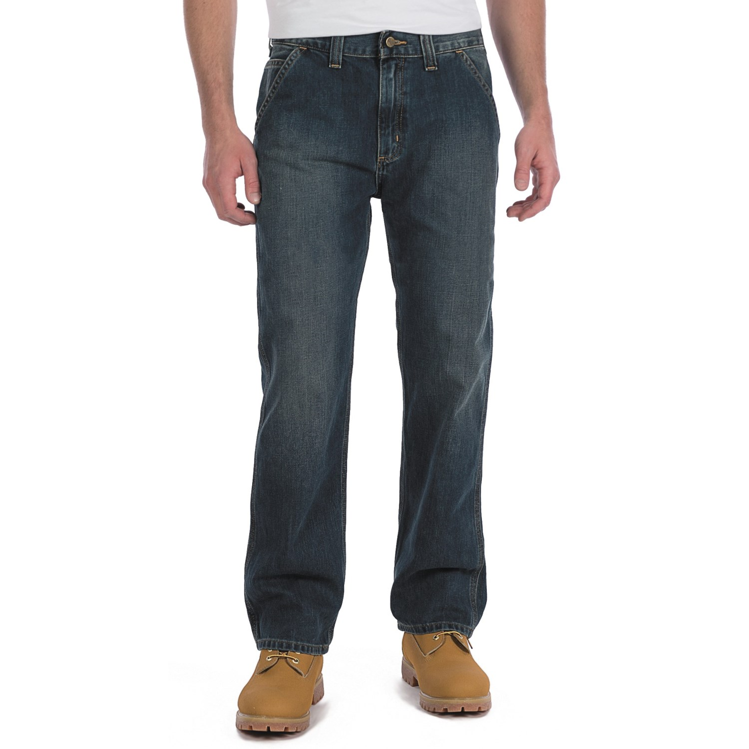 carhartt relaxed fit jeans for men