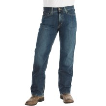 Carhartt Relaxed Fit Jeans - Straight Leg (For Men) in Weathered Blue - 2nds