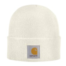 Carhartt Rib-Knit Beanie Hat (For Women) in Winter White - 2nds