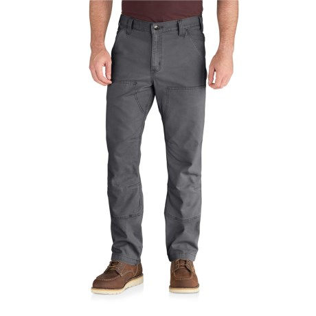 Carhartt Rigby Rugged Flex® Double-Front Pants (For Men)