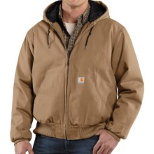 Carhartt Ripstop Active Jacket (For Men) in Dark Khaki - 2nds