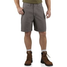 Carhartt Ripstop Cell Phone Shorts (For Men) in Gravel - 2nds