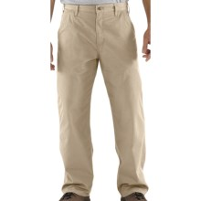Carhartt Ripstop Work Pants (For Men) in Stone - 2nds