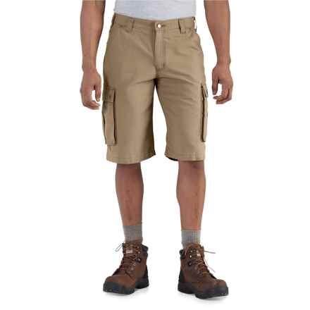 Carhartt Rugged Cargo Donley Shorts - Relaxed Fit, Factory Seconds (For Men) in Dark Khaki - 2nds