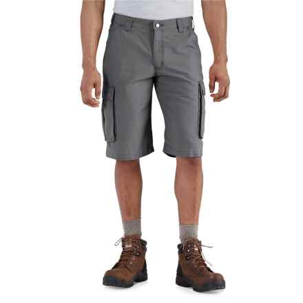 Carhartt Rugged Cargo Donley Shorts - Relaxed Fit, Factory Seconds (For Men) in Gravel - 2nds