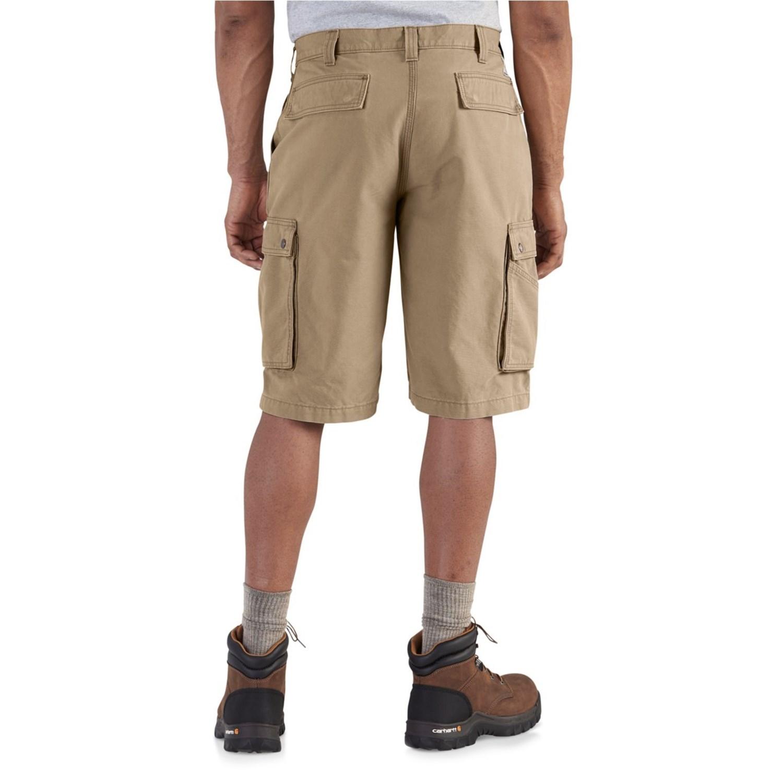 carhartt rugged cargo donley shorts for men. Black Bedroom Furniture Sets. Home Design Ideas