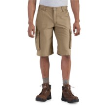 Carhartt Rugged Cargo Donley Shorts - Relaxed Fit (For Men) in Dark Khaki - 2nds