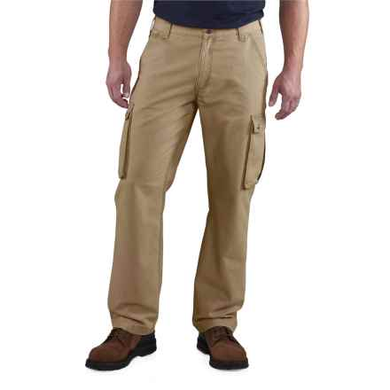 Carhartt Rugged Cargo Pants - Relaxed Fit, Factory Seconds  (For Men) in Dark Khaki - 2nds