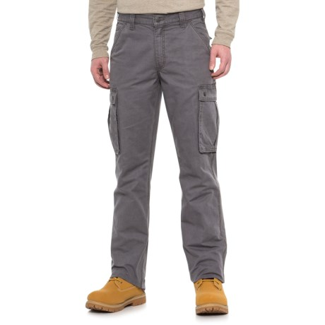 c0ede8a31d Carhartt Rugged Cargo Pants - Relaxed Fit, Factory Seconds (For Men) in  Gravel