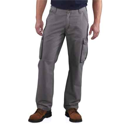 Carhartt Rugged Cargo Pants - Relaxed Fit, Factory Seconds  (For Men) in Gravel - 2nds