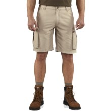 Carhartt Rugged Cargo Shorts (For Men) in Tan - 2nds