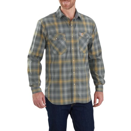 183d05021c8 Carhartt Rugged Flex® Bozeman Shirt - Snap Front