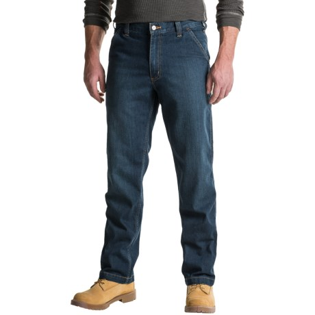 Image of Carhartt Rugged Flex(R) Dungaree Jeans - Relaxed Fit, Factory Seconds (For Men)