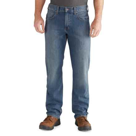Carhartt Rugged Flex® Jeans - Relaxed Fit, Straight Leg, Factory Seconds (For Men) in Coldwater - 2nds