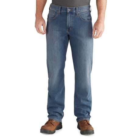 Carhartt Rugged Flex® Jeans - Relaxed Fit, Straight Leg, Factory Seconds (For Men) in Coldwater