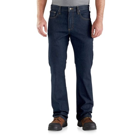 Carhartt Rugged Flex® Relaxed Fit Jeans - Bootcut, Factory 2nds (For Men) in Erie