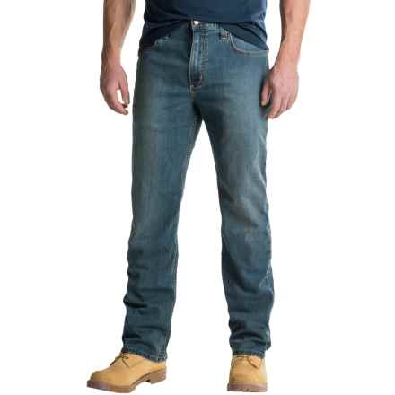 Carhartt Rugged Flex® Relaxed Fit Jeans - Straight Leg, Factory Seconds (For Men) in Coldwater - 2nds