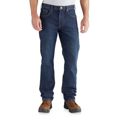 Carhartt Rugged Flex® Relaxed Fit Jeans - Straight Leg, Factory Seconds (For Men) in Superior - 2nds