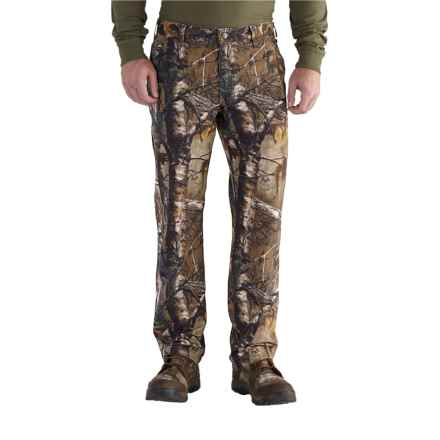 Carhartt Rugged Flex® Rigby Camo Dungaree Pants - Factory Seconds (For Men) in Realtree Xtra - 2nds