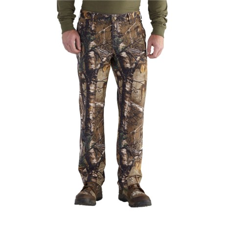 Carhartt Rugged Flex® Rigby Camo Dungaree Pants - Factory Seconds (For Men)