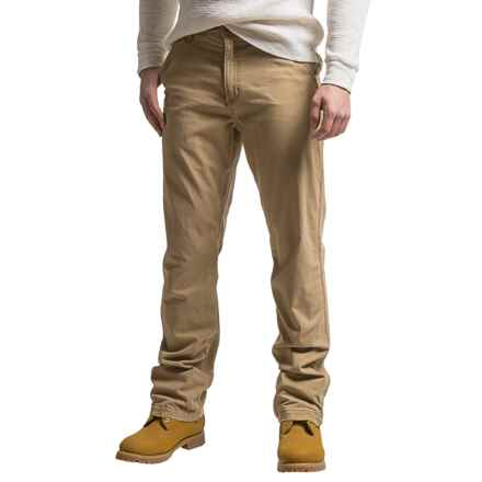 Carhartt Rugged Flex® Rigby Dungaree Pants - Factory Seconds (For Men) in Dark Khaki - 2nds