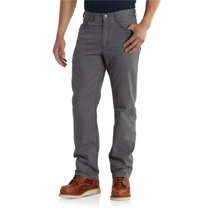89b3e08c63 Carhartt Rugged Flex® Rigby Five-Pocket Pants - Factory Seconds (For Men)