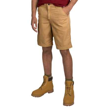 Carhartt Rugged Flex® Rigby Shorts - Relaxed Fit, Factory Seconds (For Men) in Hickory - 2nds