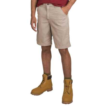 Carhartt Rugged Flex® Rigby Shorts - Relaxed Fit, Factory Seconds (For Men) in Tan - 2nds