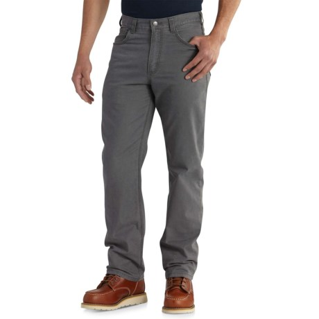 Carhartt Rugged Flex(R) Rigby Work Pants - Relaxed Fit, Straight Leg, Factory Seconds (For Men)