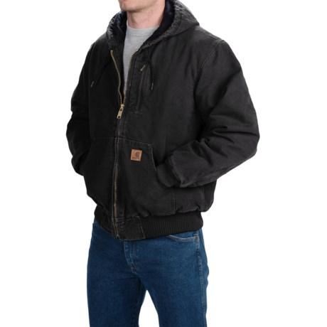 Carhartt Sandstone Active Jacket - Factory Seconds (For Men)