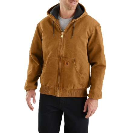 fbaaaa8f9a576 Carhartt Sandstone Active Jacket - Factory Seconds (For Men) in Carhartt  Brown - 2nds
