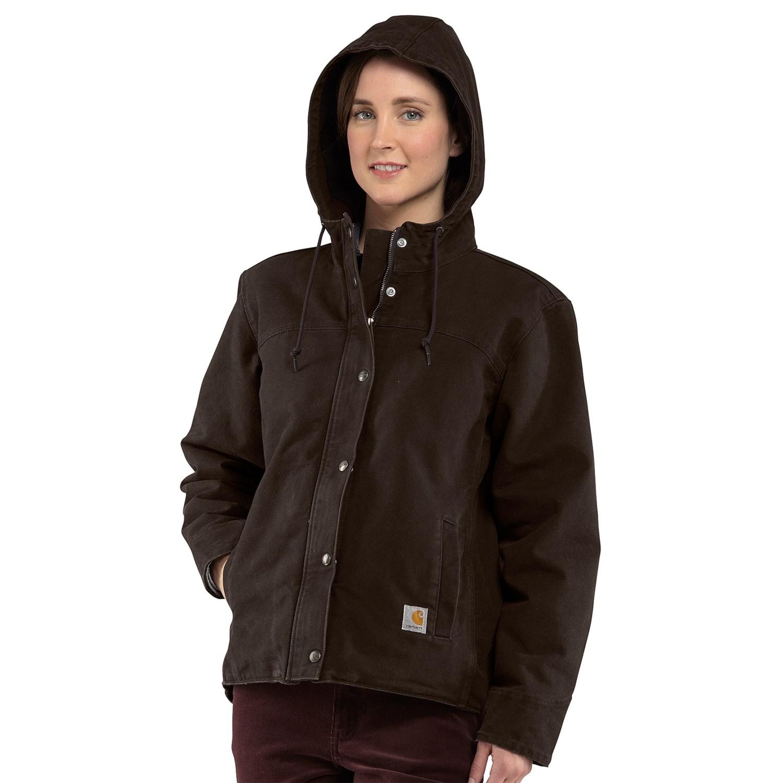 Carhartt jackets for women