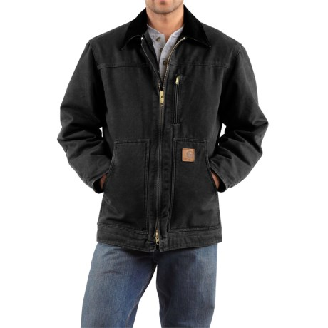 Image of Carhartt Sandstone Ridge Coat - Factory Seconds (For Big Men)