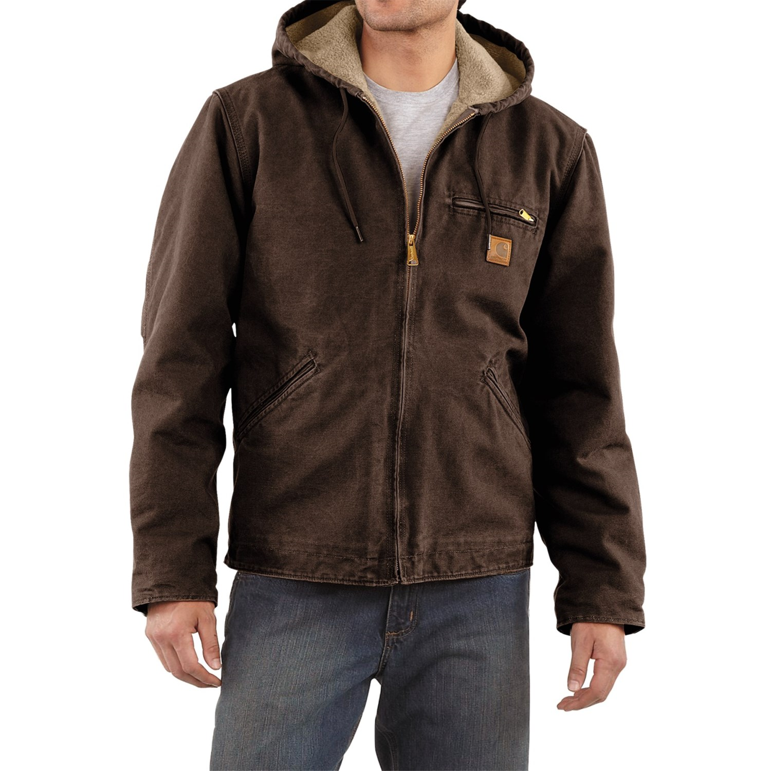 generic Men's Hoodie Zip Up Jacket Sherpa Lined with Quilted Sleeves Sweater. Sold by Altatac. $ $ Alta Men's Hoodie Zip Up Jacket Sherpa Lined Sweater. Sold by Altatac. $ $ Club Room Mens Sherpa Lined Plaid Shirt Jacket. Sold by Tags Weekly. $ $