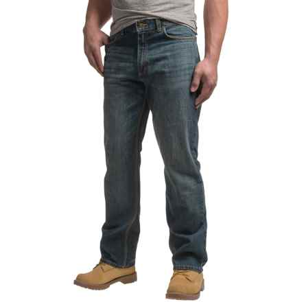 Carhartt Series 1889 Loose Fit Jeans - Straight Leg, Factory Seconds (For Men) in Broken In Blue - 2nds