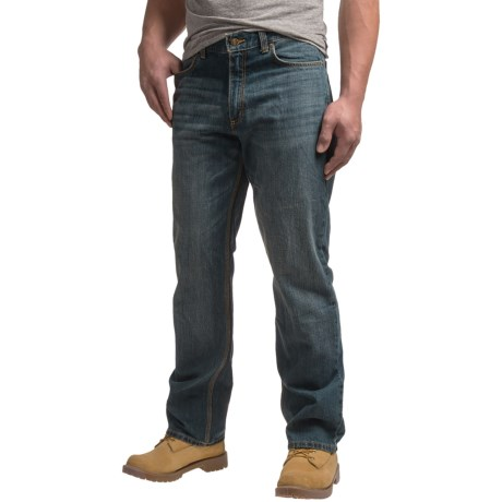 Carhartt Series 1889 Loose Fit Jeans - Straight Leg, Factory Seconds (For Men) in Broken In Blue