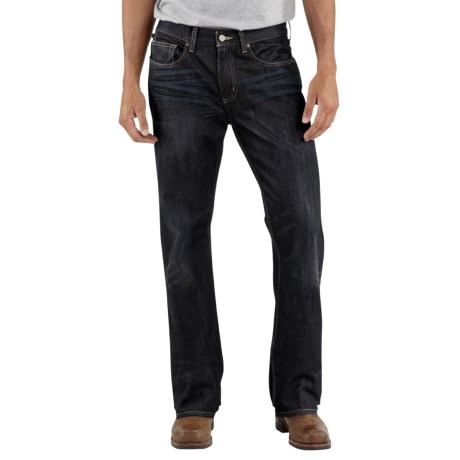 Carhartt Series 1889 Slim Fit Jeans - Factory Seconds (For Men) in Dark Stain