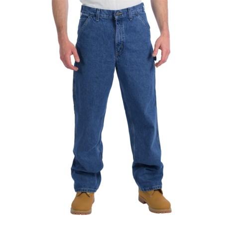 Carhartt Signature Work Dungaree Jeans (For Men)