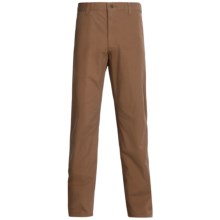 Carhartt Simple Dungaree Pants - Cotton (For Men) in Buckskin - Closeouts