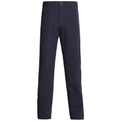 Carhartt Simple Dungaree Pants - Cotton (For Men) in Stone
